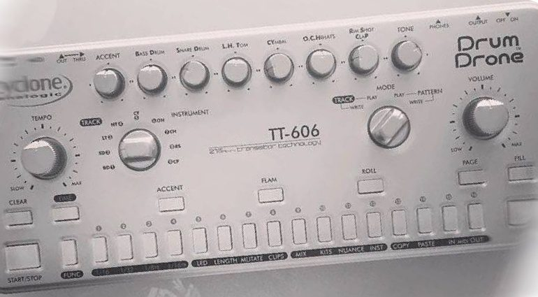 Cyclone Analogic Drum-Drone TT606