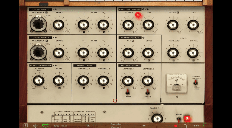 Apesoft iVCS3 Version 2 - neue Version des iOS Synthesizers im Anflug
