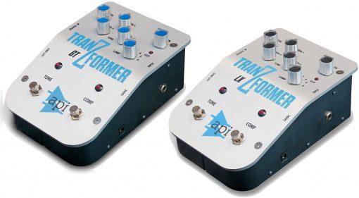 API TranZformer GX LX Effekt Pedal Front