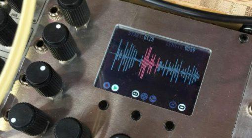Audio Damage Sampler - Prototyp