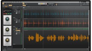 Cakewalk Sonar Home Studio Laptop GUI