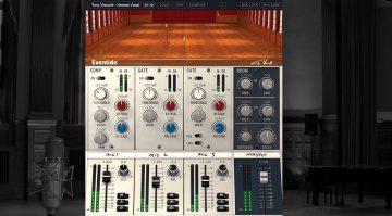 Eventide Tverb Plug-in GUI Deal Rabatt Hansa Studio Berlin