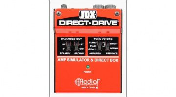 Radial JDX Direct Drive