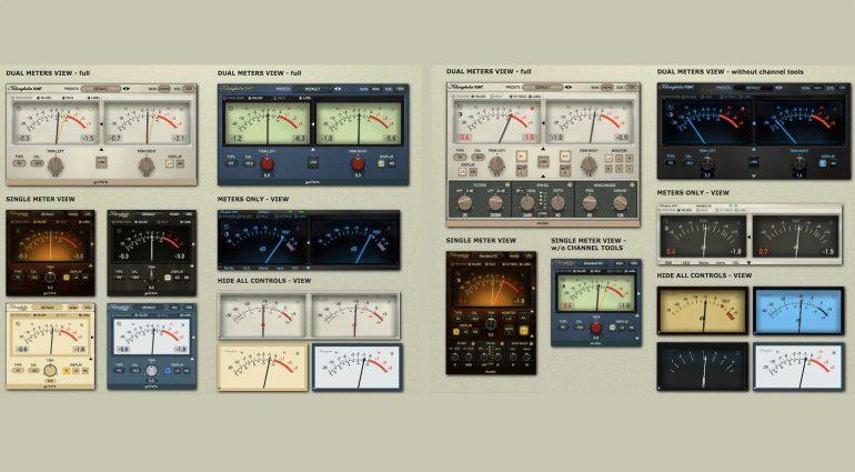 Klanghelm VUMT 2 Deluxe GUI Themes