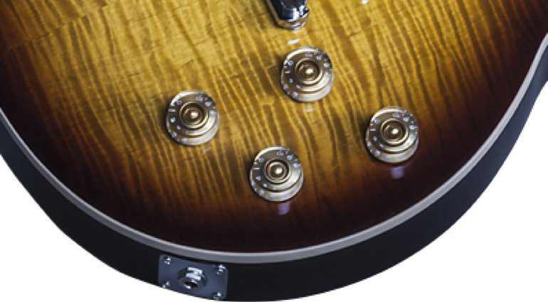 Gibson Les Paul Standard 7-String Limited hand-made