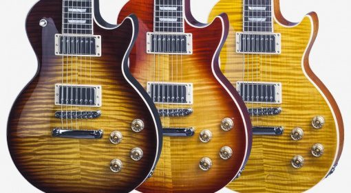 Gibson Les Paul Standard 7-String Limited Colors