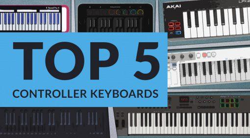 Top 5 Keyboard Controller - Tasten, auf die kein Musikstudio verzichten kann!