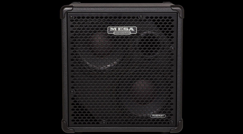 Mesa Boogie Subway Box Cabinet 2x10 Front