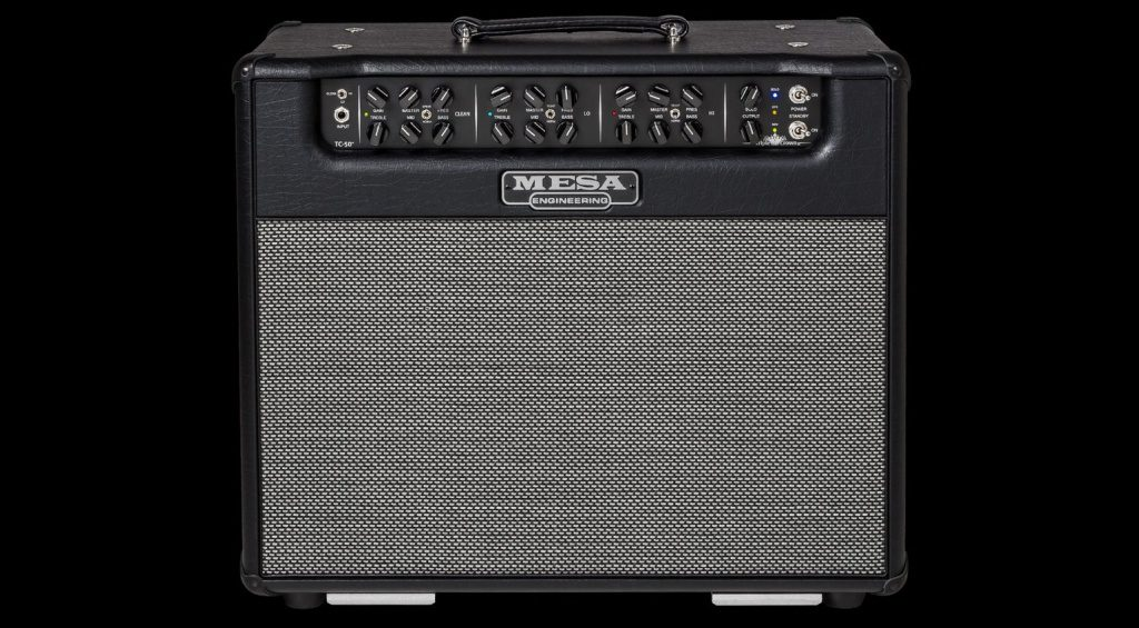 Mesa Boogie Triple Crown TC-50 Combo Front
