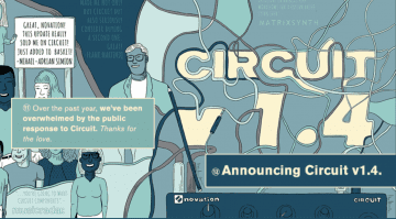 Novation Circuit V1.4 - keine neue Hardware, aber ein Update!