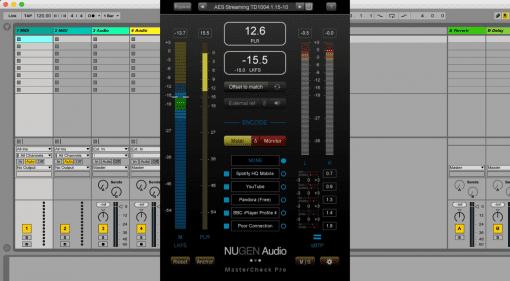 Nugen Audio MasterCheck Pro - ein professionelles Hilfstool für Mix- und Mastering-Freaks