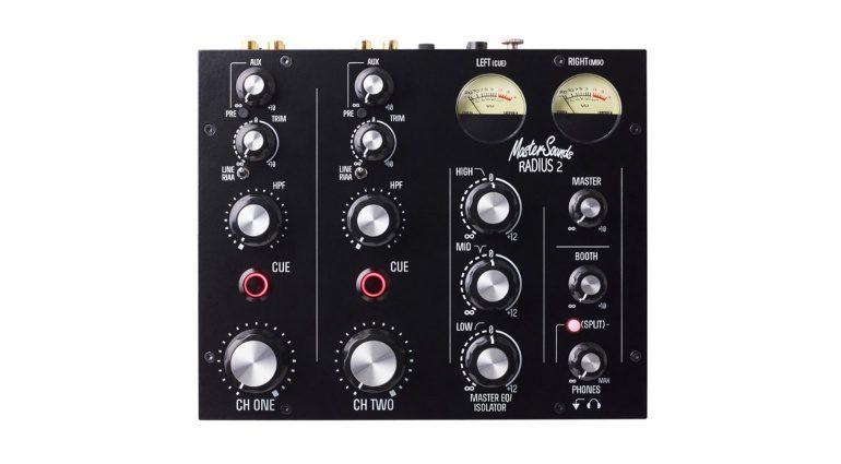 MasterSounds Union Audio Radius 2 black