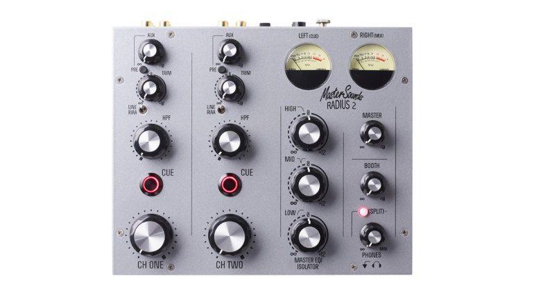 MasterSounds Union Audio Radius 2 silber