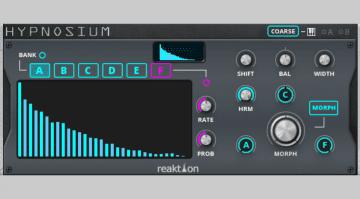 Reaktion Sound Hypnosium - zeichne deine Sounds in Reaktor