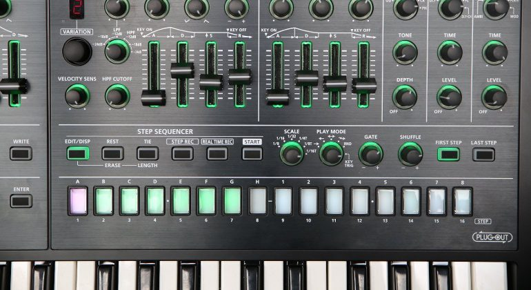 Roland System8 Sequencer