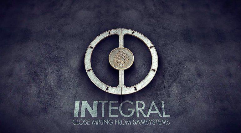 SAM Systems Integral Mikrofon Close Micing Indiegogo