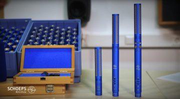 Schoeps MiniCMIT Richtrohr Shotgun Mikrofon Vergleich CMIT 5 SuperCMIT Front
