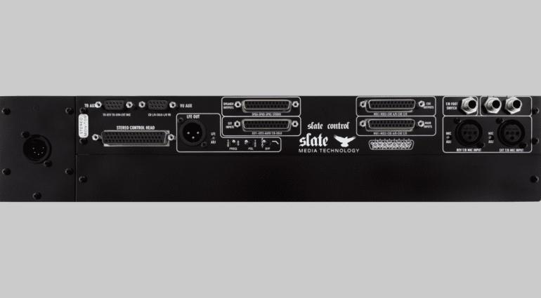 Slate Control - Monitorcontroller mit Raven Anbindung