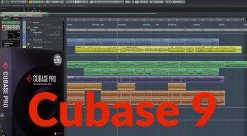 Steinberg Cubase 9 DAW Rumor GUI Pack Shot