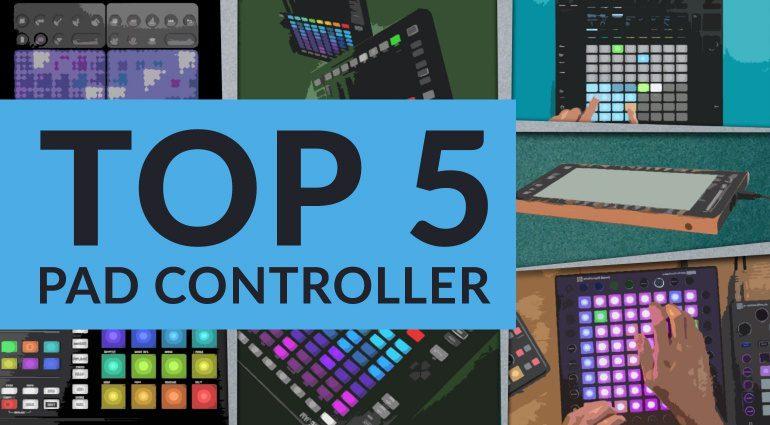 Top 5 Pad Controller - so habt ihr nicht nur den Groove Bestens im Griff!