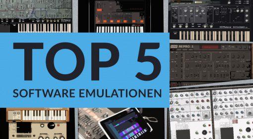 Top 5 Software Emulationen 2016 - Plug-in oder App, das ist hier die Frage!
