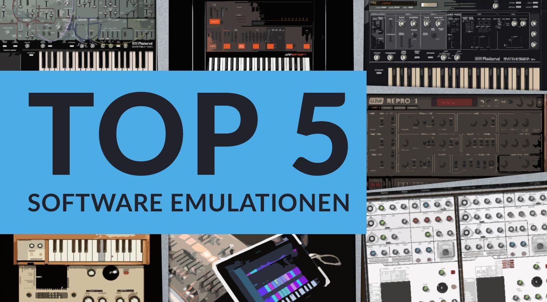 top 5 software emulationen: aus alt mach neu - plug-in oder app, das