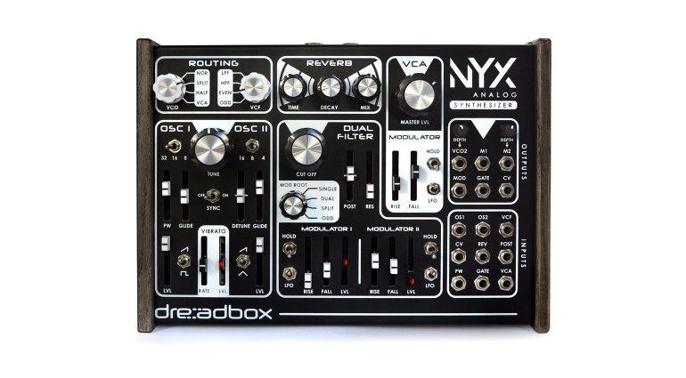 Dreadbox Nyx Synth