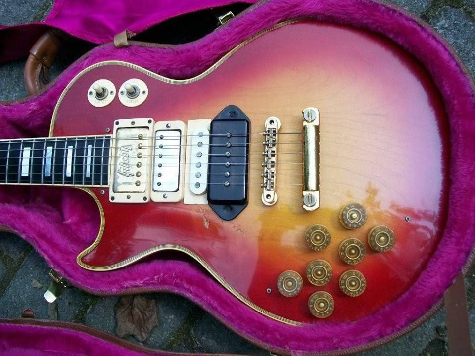 E-Gitarre nach DIY Kur Front Close Up 13