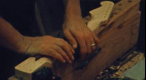 Fender Stratocaster Neck Forrest White Movie