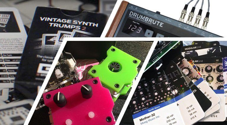 Geschenkideen Weihnachten 2016 Synthesizer Teaser