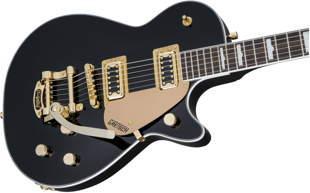 Gretsch Electromatic Pro Jet Black Body Close
