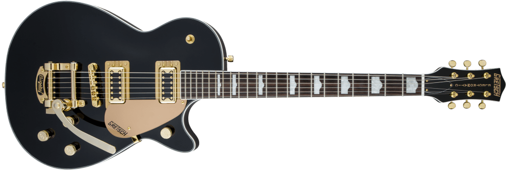 Gretsch Electromatic Pro Jet Black Front Total