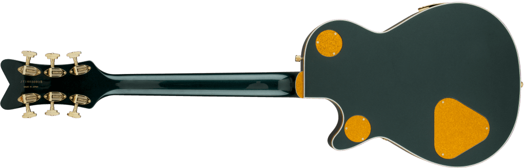 Gretsch Penguin Cadillac Green Metallic Back Total