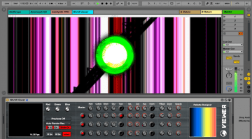 Ned Rush RetroCollection - Ableton Live als Video-Generator