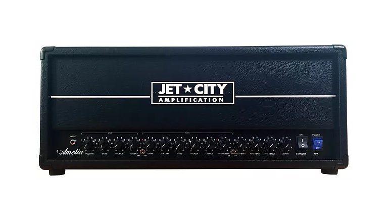 Jet City Amelia Topteil Vollroehre Verstaerker Front