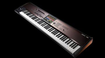 Korg Kronos LS Synthesizer Leak