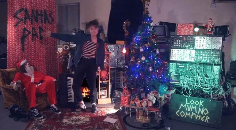 O du fröhliche! Ein Weihnachtsbaum als MIDI-Controller.