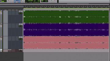 Mastering Video Shootout Vergleich Profi Amateur LANDR Pro Tools GUI