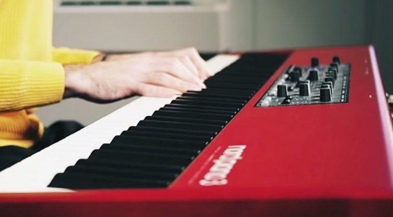 Nord Royal Grand 3D Piano Library Binaural Samples