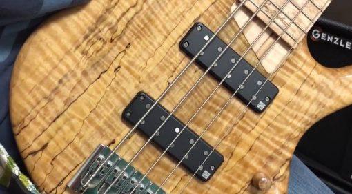Nordstrand BigRig Humbucker Pickup Bass Front