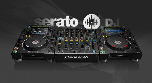 Pioneer DJ Serato Certified
