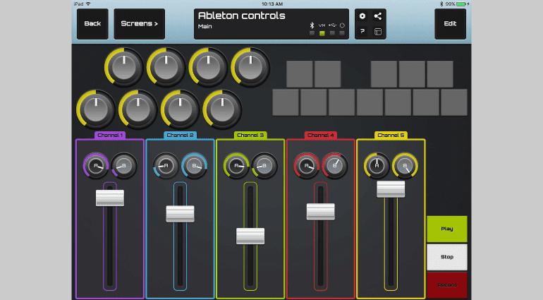 Uri Nachmias Sonic Logic 2 - ein selbstkonfigurierbarer Controller nach Maß