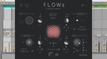 Tim Exile Flow - die Reaktor Zeitmaschine des Künstlers