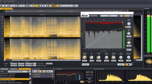 Acon Digital Acoustica 7 - ein Versions-Update mit vielen Verbesserungen