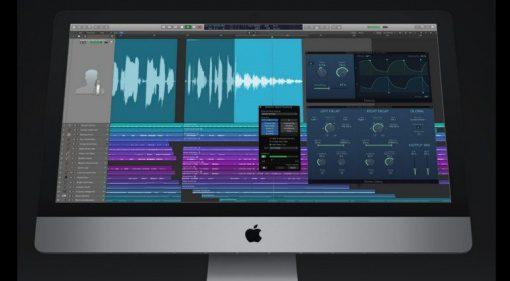 Apple Logic X 10.3 iMac GUI Update