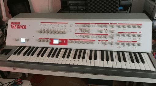 Baloran The River - neuer polyphoner Analog-Synthesizer aus Frankreich