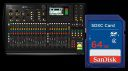 Behringer X32 SD Card Recording