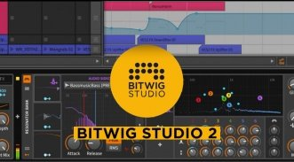 Bitwig STudio 2 Titel