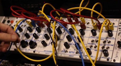Catalyst 100 Buchla Clone