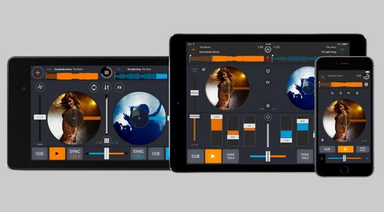 Cross DJ 3 für Android